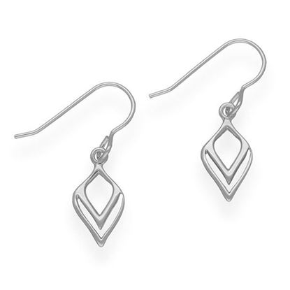 Ortak - E1665 Flourish Earrings
