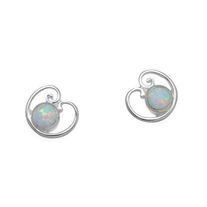 Ortak - SE395 Flourish Earrings