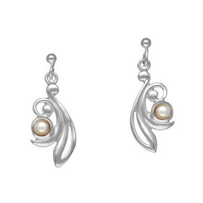 Ortak - SE396 Flourish Earrings