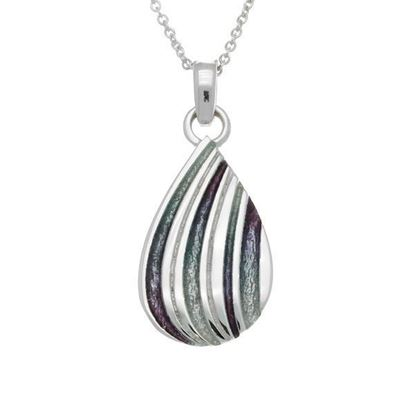Ortak - EP308 Honeycomb Pendant  (colour shown is Mistral)