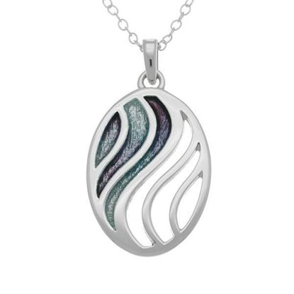 Ortak - EP309 Honeycomb Pendant  (colour shown is Mistral)