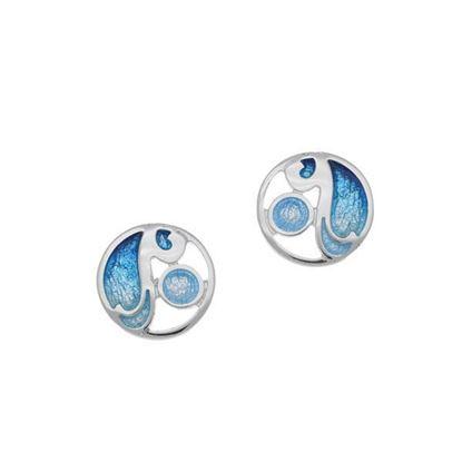 Ortak - EE395 Hummingbird Earrings  (colour shown is Waterfall)