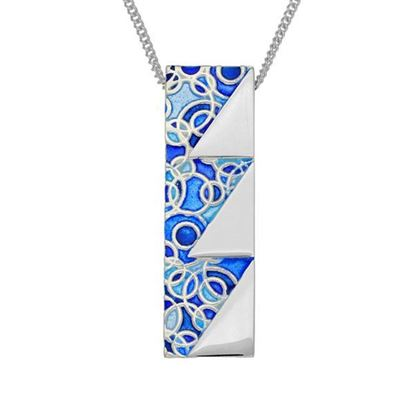 Ortak - EP368 Impressions Pendant (colour shown is Oasis)