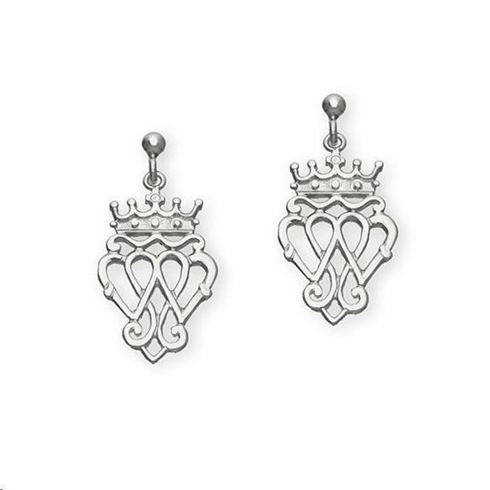 Ortak - E182 Luckenbooth Earrings