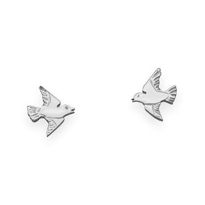 Ortak - E148 Nature in Flight Earrings