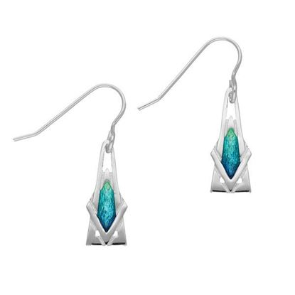 Ortak - EE466 Ritzy Earrings (colour shown is Mangrove)