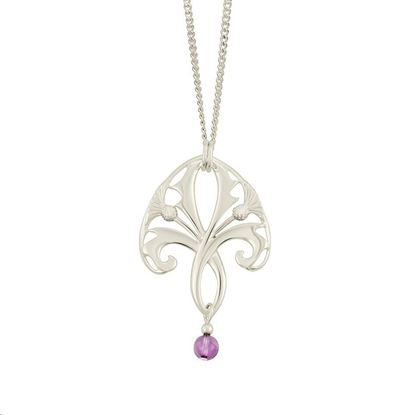Sheila Fleet - SP61 Thistle Pendant