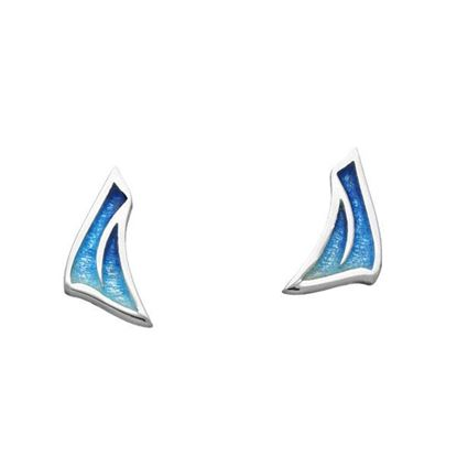 Ortak - EE483 Sail Away Earrings (colour shown is Waterfall)
