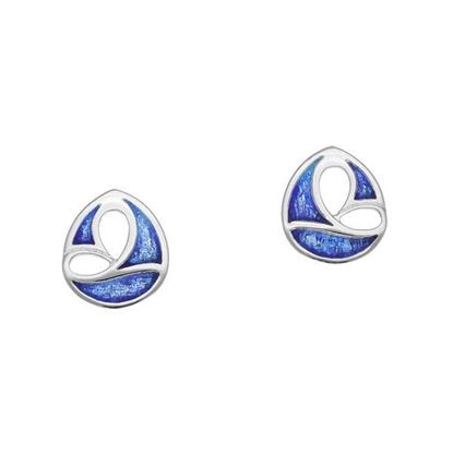 Ortak - EE476 Sail Away Earrings (colour shown is Oasis)