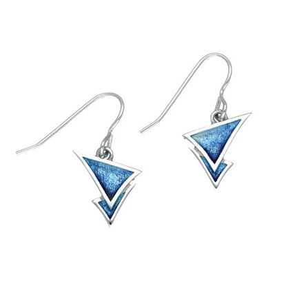 Ortak - EE471 Sail Away Earrings (colour shown is Waterfall)