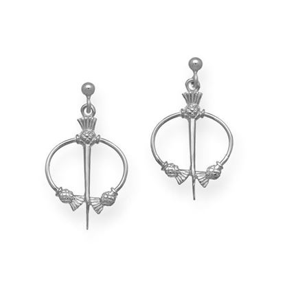 Ortak - E160 Simply Stylish Earrings