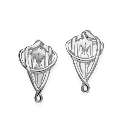 Ortak - E1747 Simply Stylish Earrings