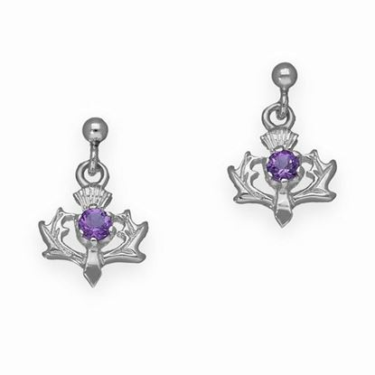 Ortak - CE9 Thistle Earrings