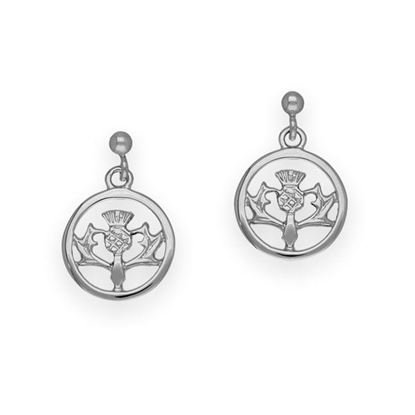 Ortak - E151 Thistle Earrings