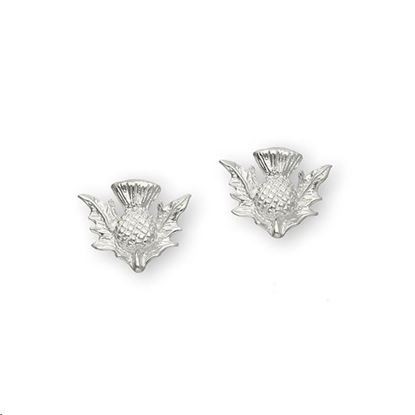 Ortak - E37 Thistle Earrings