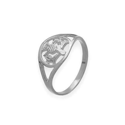 Ortak - R75 Thistle Ring