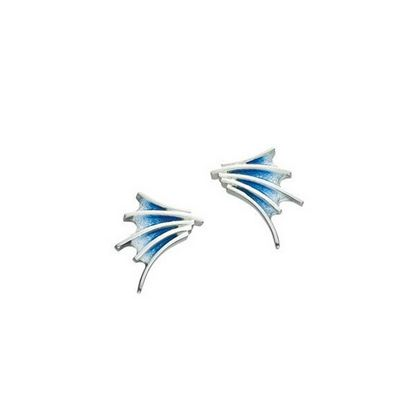 Sheila Fleet - EE000150 Cascade Earrings (colour shown is Cascade)