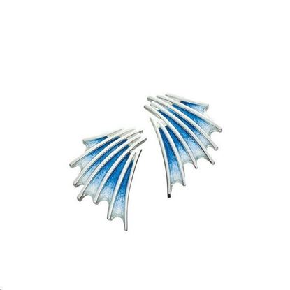 Sheila Fleet - EE0150 Cascade Earrings (colour shown is Cascade)