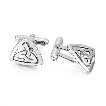 Sheila Fleet - CLX27 Book of Kells Cufflinks