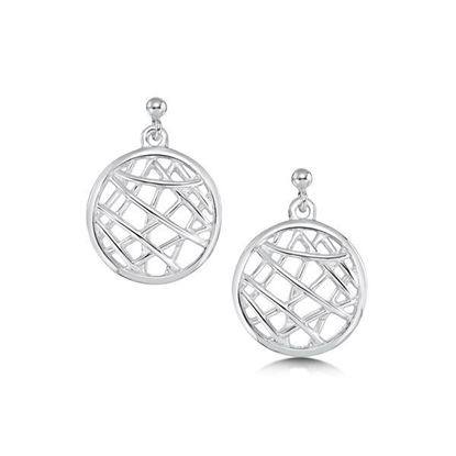 Sheila Fleet - E209 Creel Earrings