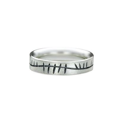 Sheila Fleet - R99 Ogham Ring