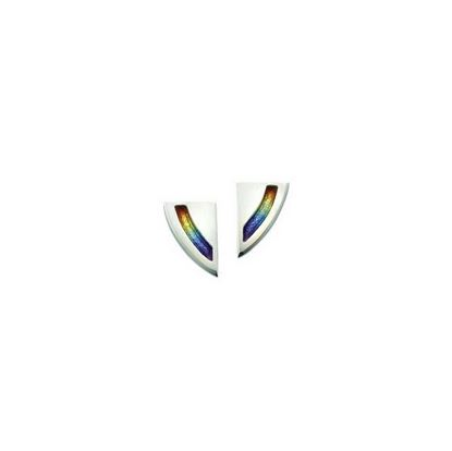 Sheila Fleet - EE0121 Rainbow Earrings