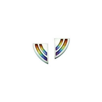 Sheila Fleet - EE121 Rainbow Earrings