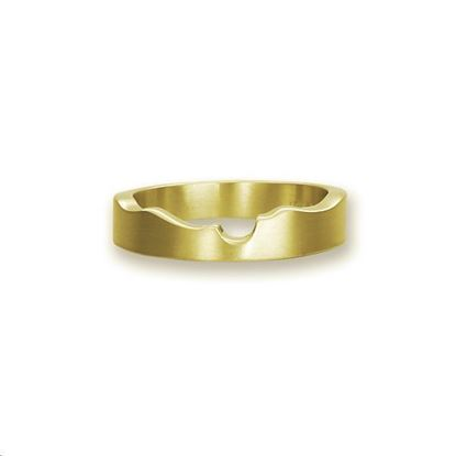 Sheila Fleet - R088 River Ripples Ring - 9YG