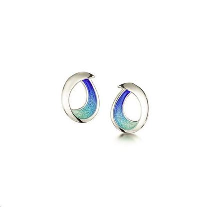 Sheila Fleet - EE0237 Sea and Surf Earrings