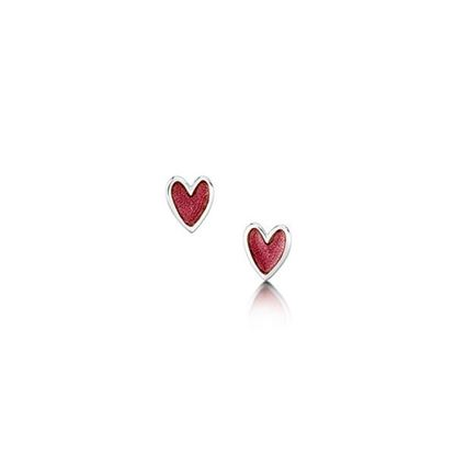 Sheila Fleet - EE00138 Secret Hearts Earrings