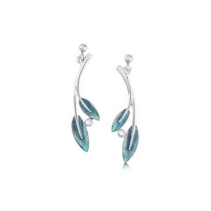 Sheila Fleet - ESEX159 Rowan Earrings