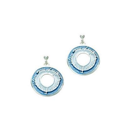 Sheila Fleet - EE100 Skyran Earrings