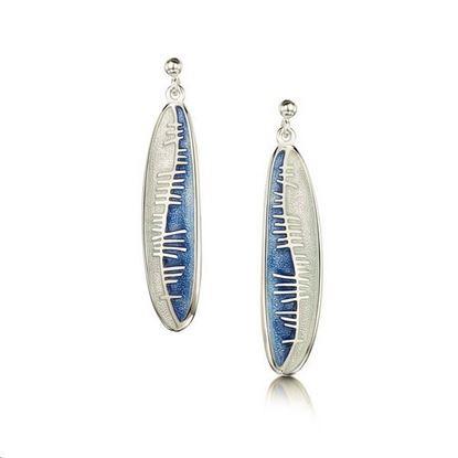 Sheila Fleet - EE102 Skyran Earrings