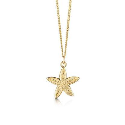 Sheila Fleet - P251 Starfish Pendant