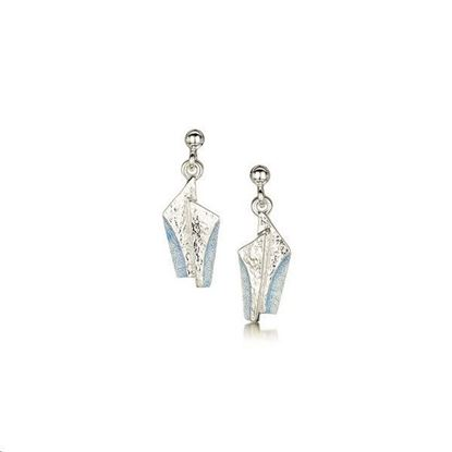 Sheila Fleet - EE00142 Stone Circles Earrings