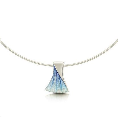 Sheila Fleet - EN225 Symphony Necklet (enamel shown in Viennese)