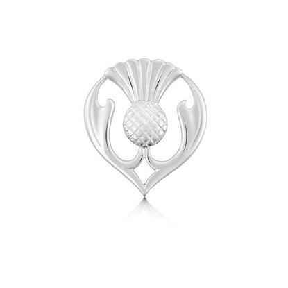 Sheila Fleet - B59 Thistle Brooch