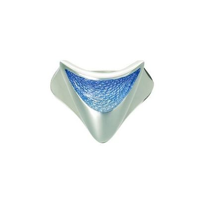 Sheila Fleet - ERX115 Wing Ring (enamel shown in Sky)