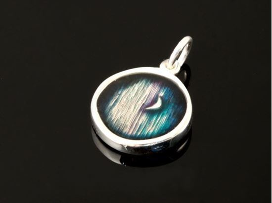 Shetland Jewellery - MDCH20 Mirrie Dancers Charm