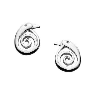 Ola Gorie - EAR-00345 Kells Bird Earrings