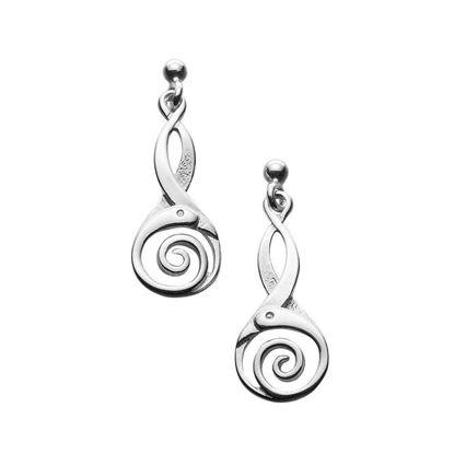 Ola Gorie - EAR-00344 Kells Bird Earrings
