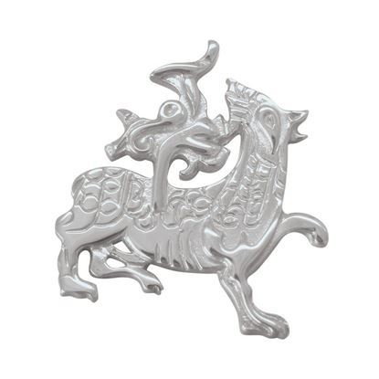 Ola Gorie - BCH-00112 Maeshowe Dragon Brooch