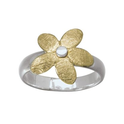 Ola Gorie - RNG-SIL-00143 Pure Ring