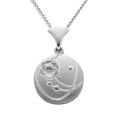 Ola Gorie - PDT-01082-18C Red Rose Locket