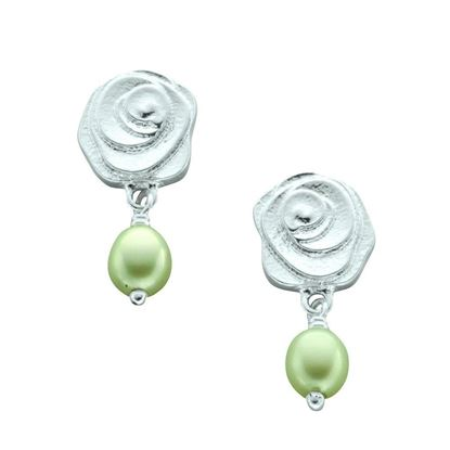 Ola Gorie - EAR-01077 Rosebud Earrings