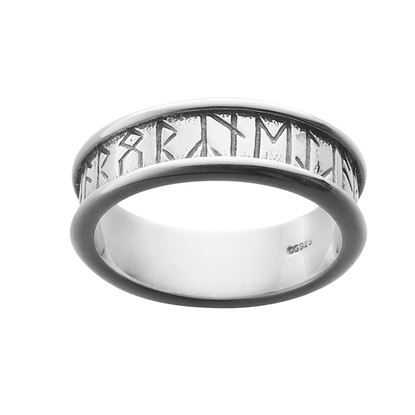 Ola Gorie - RNG-00150 Runic Ring