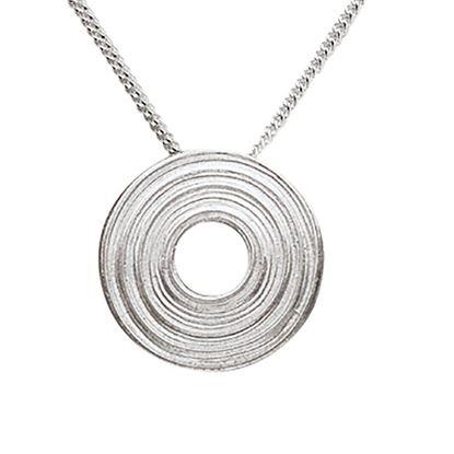 Ola Gorie - PDT-00831-18C Sun Circle Pendant