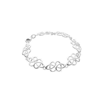 Ola Gorie - BLT-00448 Tudor Bracelet - Gold