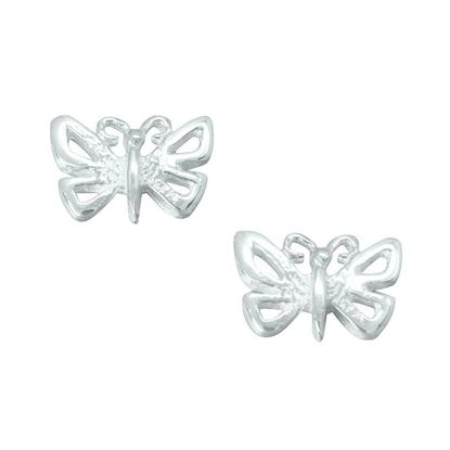 Ola Gorie - EAR-00745 Butterfly Earrings