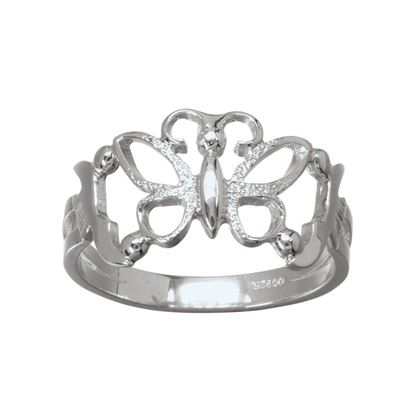 Ola Gorie - RNG-00742 Butterfly Ring